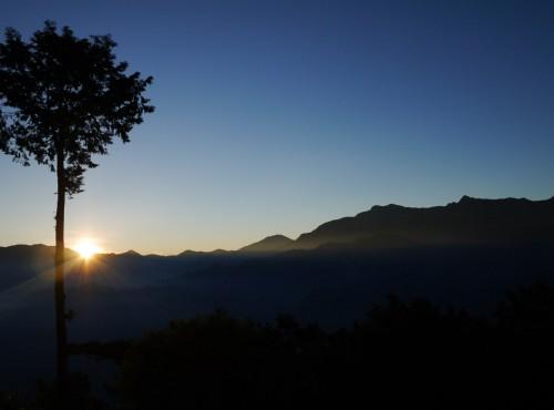 Alishan Forest Recreation Area-201407祝山觀日AM0536
