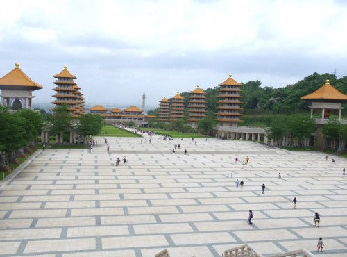 Fo Guang Shan Buddha Memorial Hall