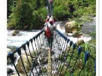 松羅吊橋2<br/> 攝影:跟著小野郎出走