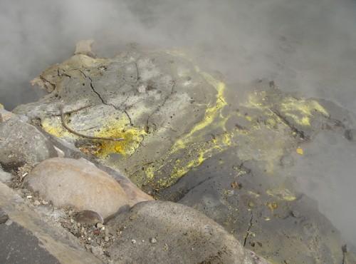 地熱谷(地熱谷景觀公園)-硫磺