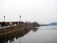 蘇堤的跨虹橋<br/> 攝影:余佳樺