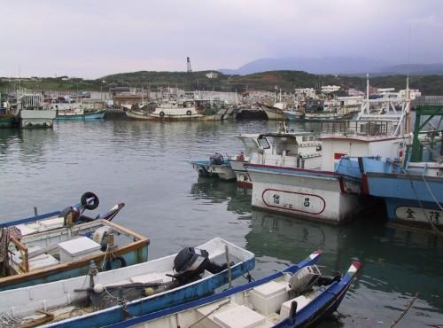 富基漁港-漁港