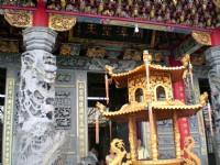 開漳聖王廟殿<br/> 攝影:amo