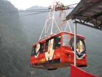 纜車<br/> 攝影:林仲哲
