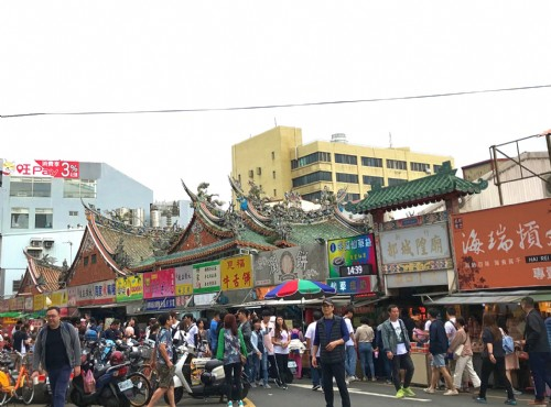 Hsinchu City God Temple-新竹都城隍廟