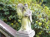 石雕神像<br/> 攝影:amo