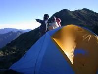 山頭解說<br/> 攝影:阿英的登山小站