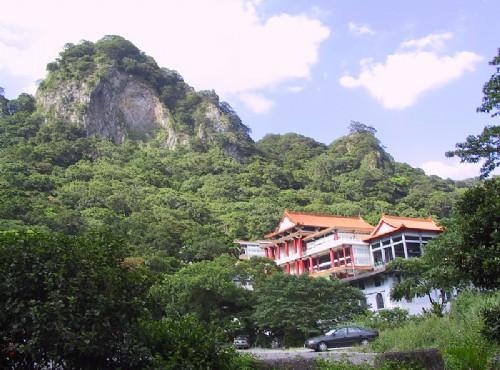 觀音山-觀音山與凌雲禪寺