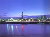 馬公市夜景<br/> 攝影:澎湖縣政府