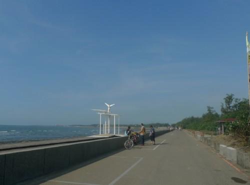 Xinwu Green Corridor Bike Lane