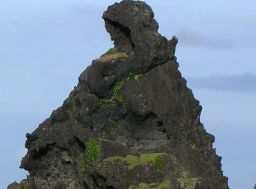 綠島將軍岩