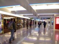 第一航廈免稅商店區<br/> 攝影:Eva隨手拍