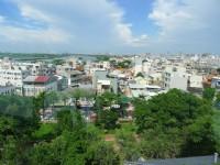 由安平古堡俯看台南市區<br/> 攝影:Mimi