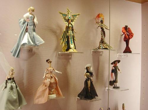 Miniatures Museum of Taiwan-芭比