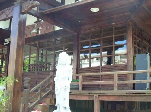 Cingsio Temple-慶修院