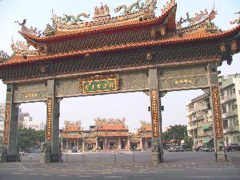 鳳山開漳聖王廟