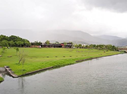 冬山河生态绿舟