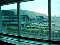 第二航廈看機場<br/> 攝影:amo