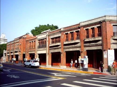 台北市乡土教育中心(剥皮寮历史街区)-台北市乡土教育中心