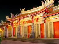 参访古迹寺庙