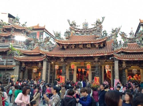 Da Jia Zhen Lan Temple