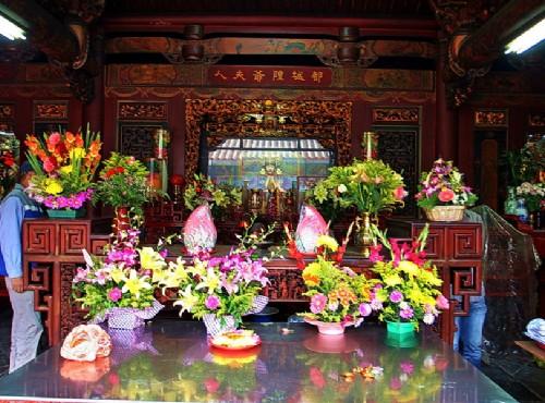 Hsinchu City God Temple-都城隍爺夫人