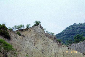 雞冠山石灰岩