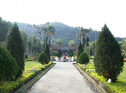 士林官邸-西式庭園