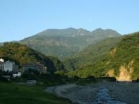 知本溪景觀<br/> 攝影:老山羊部落格
