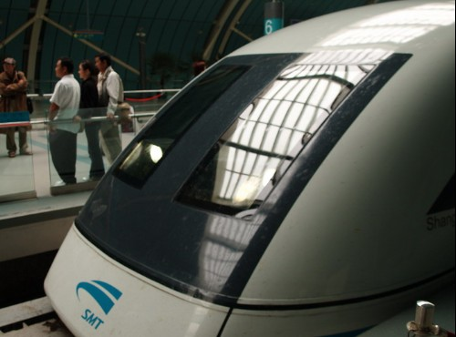 Maglev Train-Maglev Train