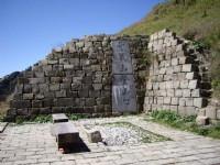 奇萊主峰登山口<br/> 攝影:老山羊部落格