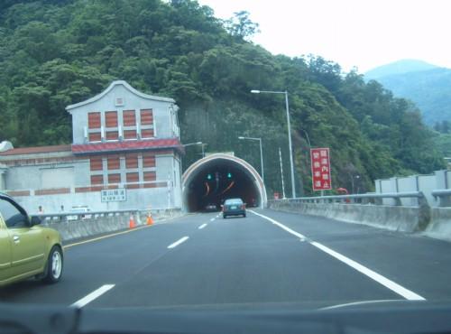 雪山隧道-雪山隧道全長12.9公里