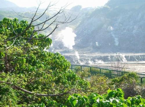 陽明山溫泉-湧泉處