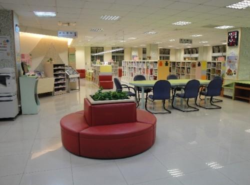 蘆洲兒童親子分館