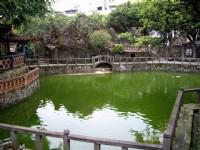 水清秀麗-榕蔭大池<br/> 攝影:老山羊部落格
