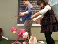 體驗活動<br/> 攝影:利澤國際偶戲藝術村 提供