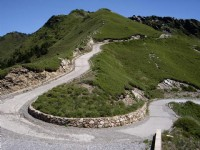 U型合歡主峰步道<br/> 攝影:老山羊部落格