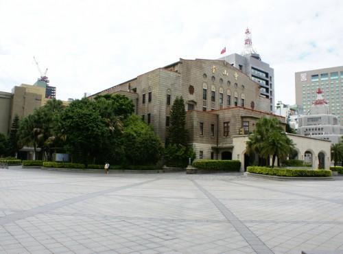 中山堂-台北中山堂