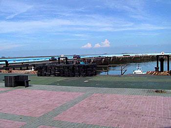 赤崁码头-码头景致1