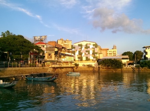 Tamsui Town