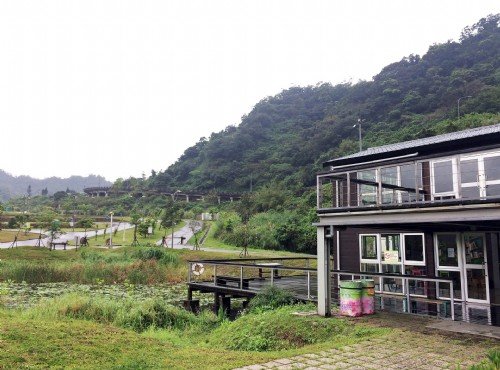 山水綠生態公園-山水綠生態公園