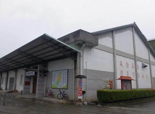 花蓮觀光糖廠(光復糖廠)-光復糖廠後方廠區