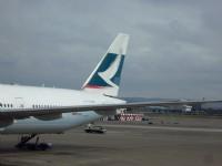 第一航廈停機坪<br/> 攝影:Eva隨手拍