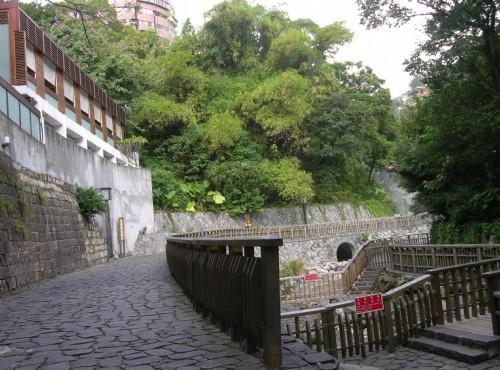 地熱谷(地熱谷景觀公園)-地熱谷步道