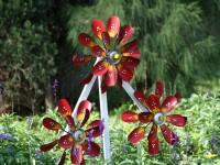 造型可愛的風車<br/> 攝影:簡時強