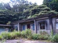 礦場主人原本住的地方...也變廢墟了<br/> 攝影:xcatx