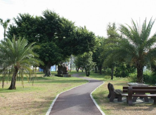 美崙海濱公園