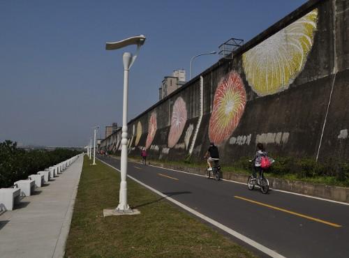 淡水河自行車道