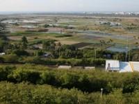 眺望台東市區<br/> 攝影:老山羊部落格