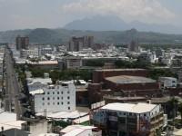 鯉魚山眺望台東市<br/> 攝影:老山羊部落格